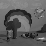 La mort des parents & Premier jour de guerre