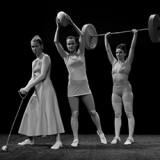 Femmes athlètes